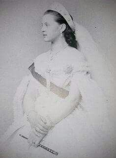 Queen Olga of Greece, wife of King George I of Greece