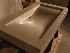 red rock sink