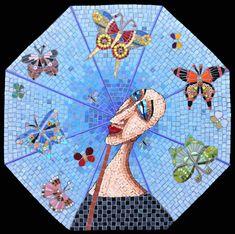 Looks Like Rain | Irina Charny Mosaics