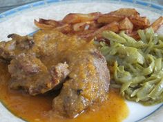 Gastronofilia: Carrilleras de cerdo en salsa (receta de ACZ)