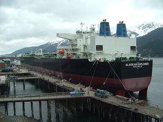 Alaskan Explorer Oil Tanker