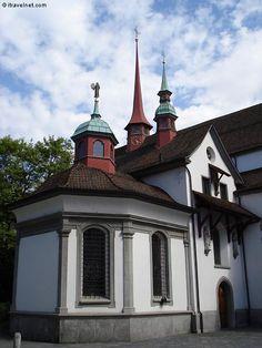 Lucerne - Switzerland    Franziskanerkirche