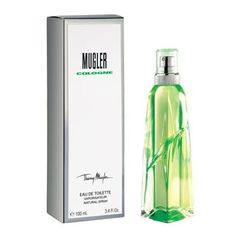 Thierry Mugler Cologne Thierry Mugler Cologne Respond to the invigorating fragrance of Thierry Mugler Cologne. This revitalising fragrance is captured in a sleek bottle. Fragrance notes: neroli, bergamot, white musk. (Barco http://www.MightGet.com/january-2017-12/thierry-mugler-cologne.asp