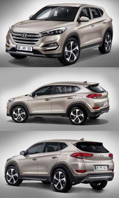New #Hyundai Tucson Unveiled in the UK #automobile #car