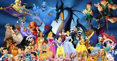 Which Disney Movies are These Characters From? | Playbuzz