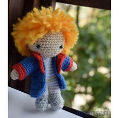 Little Prince Amigurumi Free Pattern : 1000+ images about Amigurumi on Pinterest Amigurumi doll ...