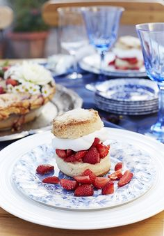 3 Picture-Perfect Fourth of July Recipes for Your Party via @MyDomaine