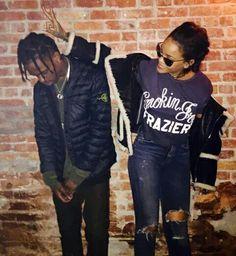 Travis & Rihanna