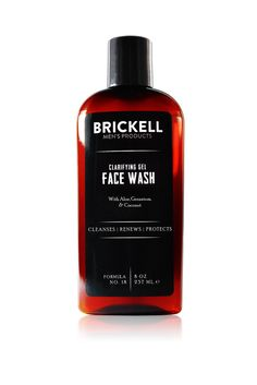 Clarifying Gel Face Wash from Brickell - $25