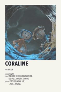 coraline by priya i made this with credit to Andrew sebastian Kwan, send movie requests Horror Movie Posters, Iconic Movie Posters, Marvel Movie Posters, Disney Movie Posters, Movie Poster Art, Poster Wall, Poster Prints, Movie Collage, Wall Collage