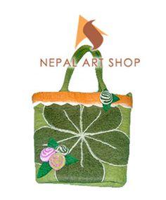 Felt Handmade Bags Wholesale Manufacturer & Exporter from Nepal: felt bag…