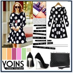 Yoins 4 by djulovic-mirela on Polyvore featuring moda and yoins