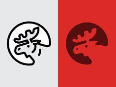 Moose Mark by Nick Slater