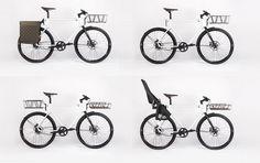 Vélo EVO design tran