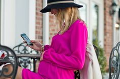 Out And About With My BabyList Great Style Blogger; and she happens to be pregnant right now. Cute outfits.