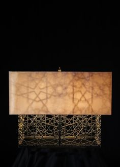 Deniz Tunç › Table Lamp