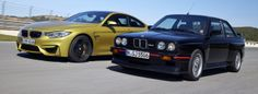 2015 BMW M3 and M4 Meet The Legacy in 52 New Photos With E30 Sport Evolution E36 M3 Sedan E46 and E90 24 800x294 2015 BMW M3 and M4 Meet The Legacy in 52 New Photos With E30 Sport Evolution, E36 M3 Sedan, E46 and E90