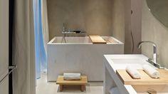 Luxury House Bathroom #hoteldenell vossy.com
