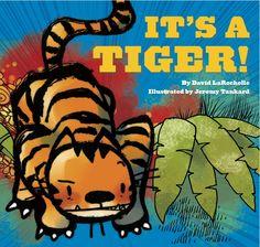 It's a Tiger! by David LaRochelle. Provo librarian pick.