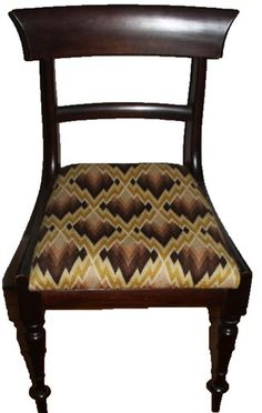Reproduction of a Colonial Late 18th Century Side Chair - $700