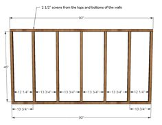 Childrens Playhouse Plans 43065740174489901 - Build a Simple Playhouse – Back Wall Simple Playhouse, Build A Playhouse, Backyard Playhouse, Painting Trim, House Painting, Tree House Interior, Childrens Playhouse, Build My Own House, Ana White