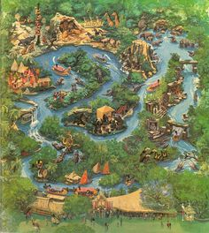 Jungle Cruise | ... ) depicting the Jungle Cruise as it existed before Indiana Jones
