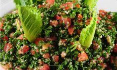 Tabbule Salatası Tarifi