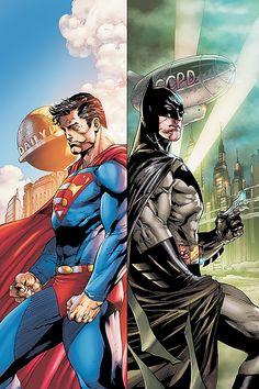 Superman et Batman
