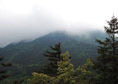 Tôt matin dans les White Mountain Crédit photo : MG Guiomar