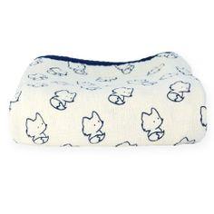 MIDWEIGHT MUSLIN ALWAYS BLANKET - NAVY FOX   http://www.monicaandandy.com/accessories/midweight-muslin-always-blanket-navy-fox.html