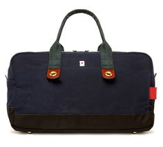 Best Made Waxed Canvas Bag
