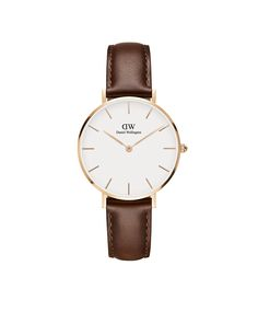 The Classic Petite St Mawes (Rose Gold) in White