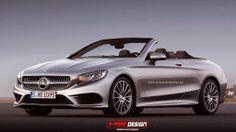Mercedes Fans - Artikel - Mercedes von morgen: Das Mercedes S-Klasse Cabriolet