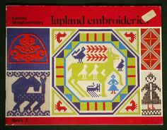 A nice book for anyone interested in ethnic embroidery and Scandinavian folk art.