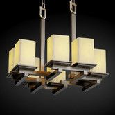 Found it at Wayfair - CandleAria Montana 8 Light Chandelier