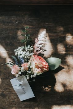 Glorious Countryside Marquee Wedding in the Cotswolds Wedding Buttonholes, Wedding Bouquets, Wedding Themes, Wedding Decorations, Table Decorations, Button Holes Wedding, Countryside Wedding, Gypsophila, Marquee Wedding
