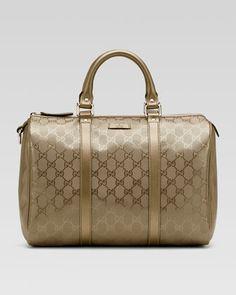 Joy Medium Boston Bag by Gucci at Neiman Marcus. I am not a Gucci fan 88459714a9
