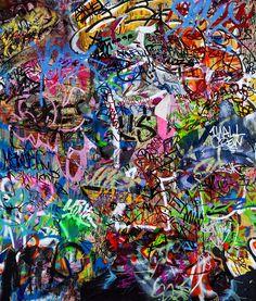 Malcom Sex, Mixed Media on Canvas, x Mint&Serf with Jacuzzi Chris and Pablo Power Graffiti Doodles, Graffiti Artwork, Graffiti Lettering, Graffiti Wallpaper Iphone, Cute Wallpaper Backgrounds, Best Graffiti, Street Art Graffiti, Photo Wall Collage, Collage Art
