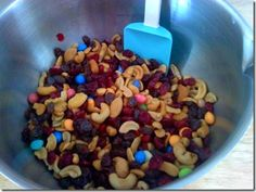 Easter Candy to Trail Mix