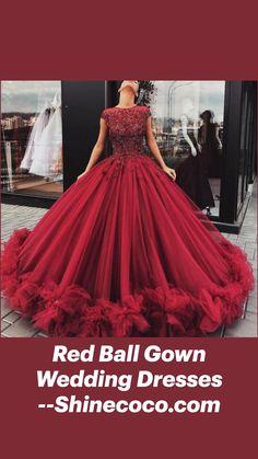 Wedding Art, Red Wedding, Wedding Stuff, Wedding Photos, Wedding Dress Bustle, Wedding Dresses, Lace Dresses, Formal Dresses, Red Ball Gowns