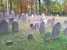 Old Burying Ground (Now Palisado Cemetery) Windsor CT