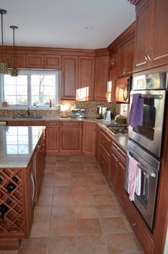 Here Is A Kitchen Remodel Recently Done By Majestic Kitchens U0026 Bath  Designer Roberto Leira.