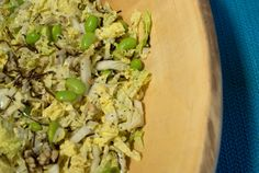 Napa cabbage salad - Recipe by Marni Wasserman