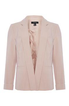Primark - Rosafarbene Jacke mit flie�endem Schnitt
