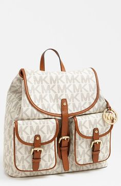 MICHAEL Michael Kors 'Jet Set' Backpack http://stackdealz.com/Fashion-Discounts