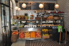 Teresa Carles Vegetarian Restaurant Barcelona