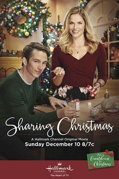Sharing Christmas (2017) When Stephanie takes over the family business, The Christmas Shop, she immediately faces a battle when the new owner of the block plans to redevelop it all. It brings her to the attention of Michael Kilpatrick (Bobby Campo), the project manager, who becomes close to Stephanie