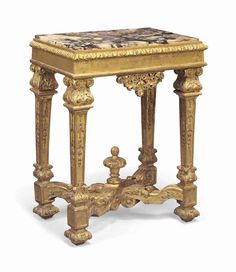 17th century French stand