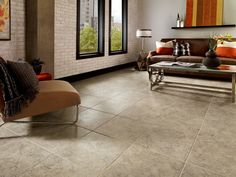 A gorgeous Luxury Vinyl Tile, grouted with a non-stainable grout. Looks like ceramic tile, but at a fraction of the cost! Call for a free estimate (509) 413-1244