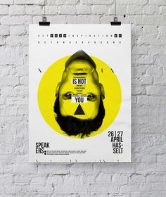 beyonderground 2013 by jo van grinderbeek, via Behance